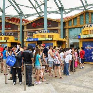 List 20 điểm thăm quan và trò chơi tại Singapore