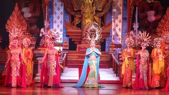 Mua vé xem Alcazar Show tại Pattaya