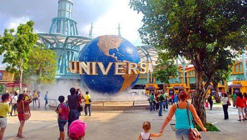 vé đi universal singapore
